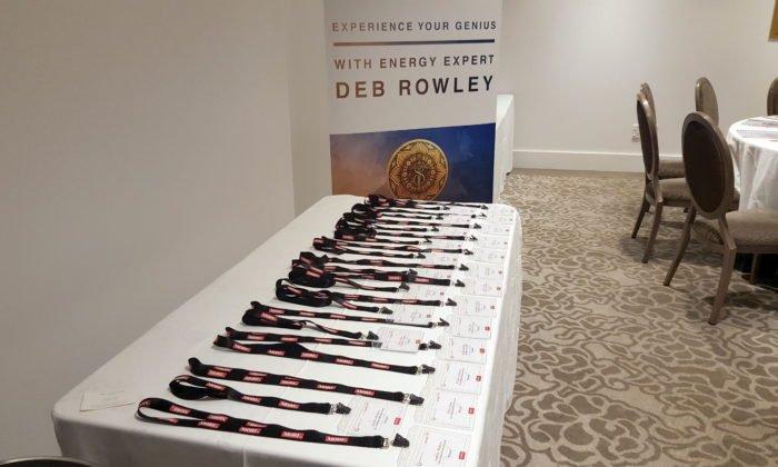 Deb Rowley Energy Expert