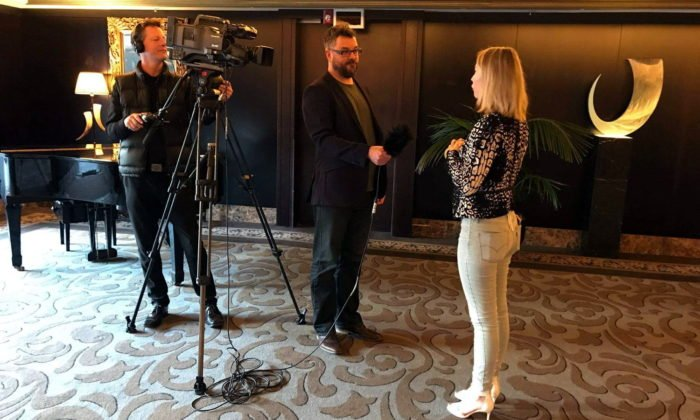 Interview at the MORE. Summit 2017