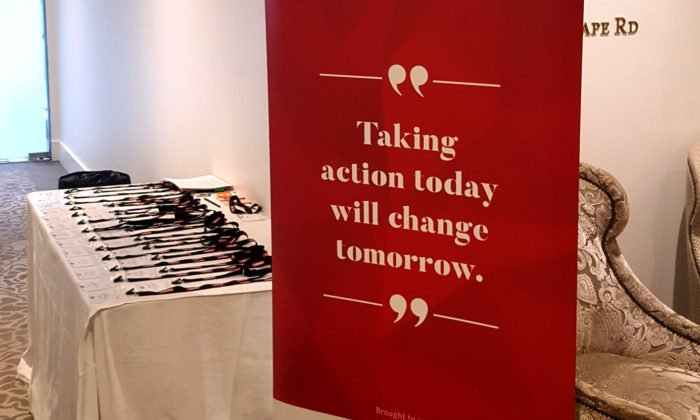 Take action at the MORE summit 2017