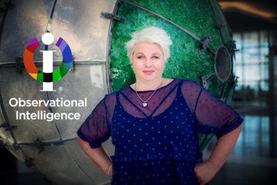 Rebecca Morris - Observational Intelligence