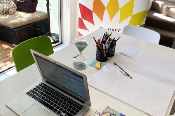 Paradigm Shift office